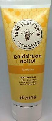 Burt's Bees Nourishing Lotion Original 99% Natural 6oz