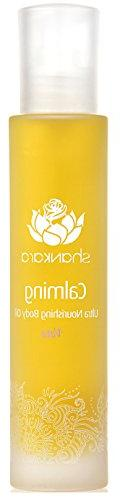 Shankara Calming Body Oil - Relaxing & Nourishing Massage Oi