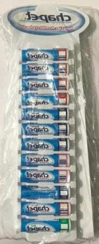 CHAP-ET Lip Balm Counter Display Card of 24 Pcs Tent design