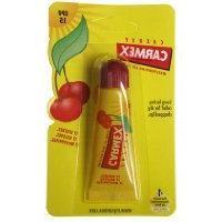 Carmex Cherry Flavour Lip Balm Tube - SPF15