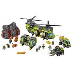 LEGO City Volcano Heavy-lift Helicopter 60125