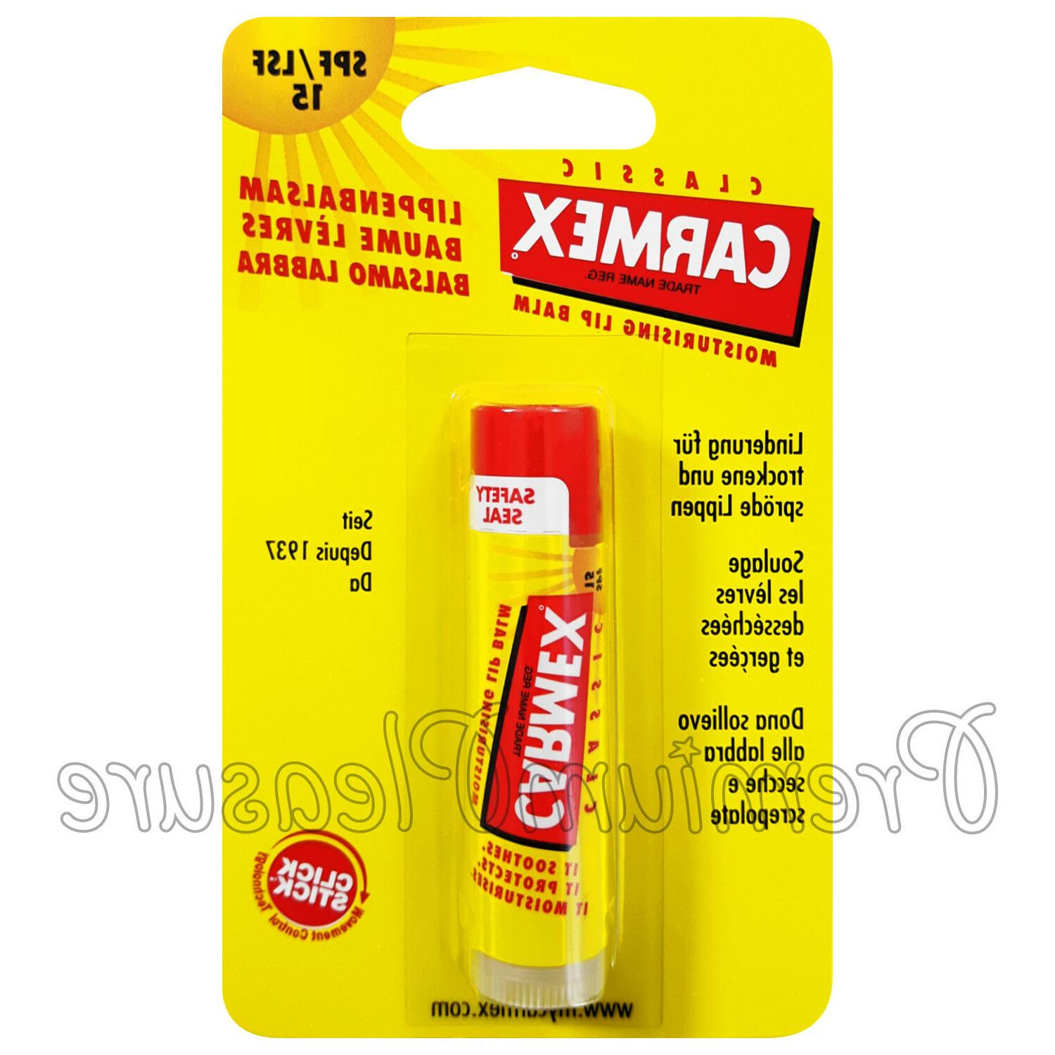 Carmex 4.9ml/0.16oz in