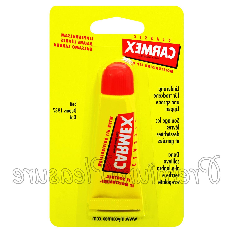 Carmex balm Tube lips made