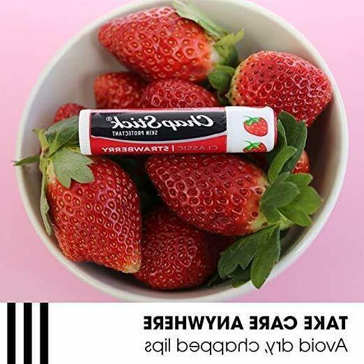 ChapStick Strawberry Flavor Lip