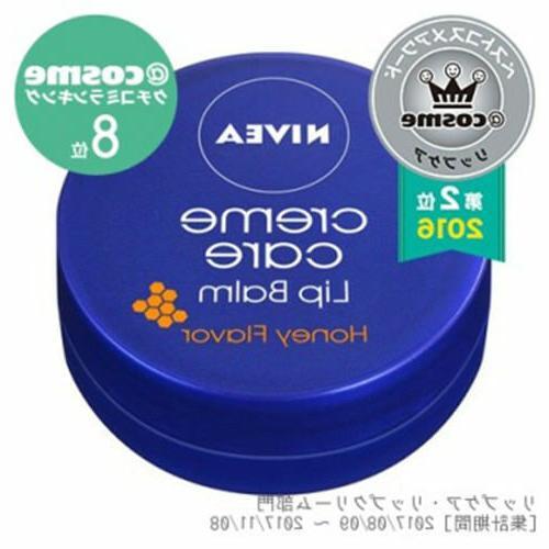Creme Care Lip Balm Moisturizing Treatment HONEY Beauty Win