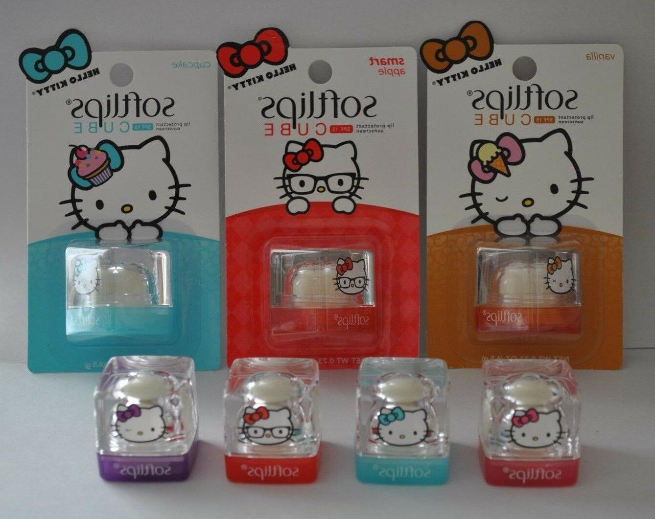Softlips Cube Hello Lip Lip 0.23 You Choose