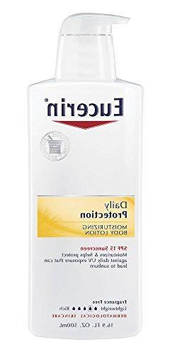 Eucerin Body Lot Daily Protect 16.9 Oz