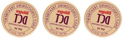 dct jars spf 20 pack of 3