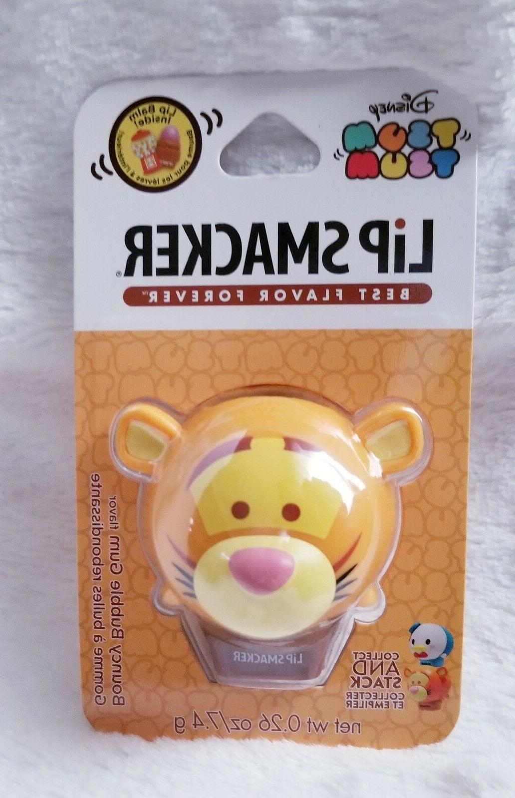 disney tsum tsum tigger bouncy bubble gum
