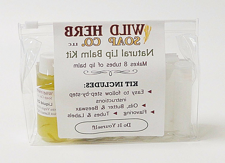 diy lip balm making kit choose flavor
