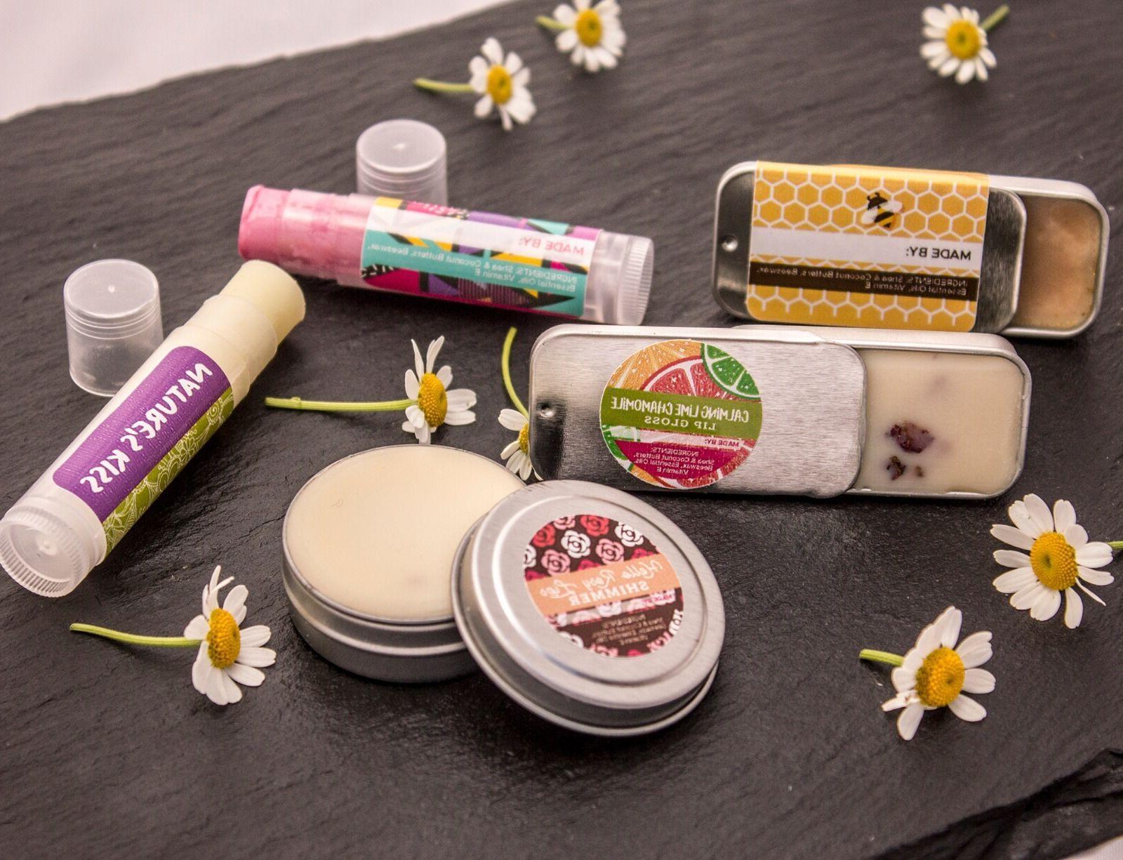 DIY Lip Making Kit, Homemade, Natural Organic  