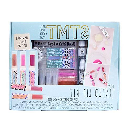 diy tinted lip kit group