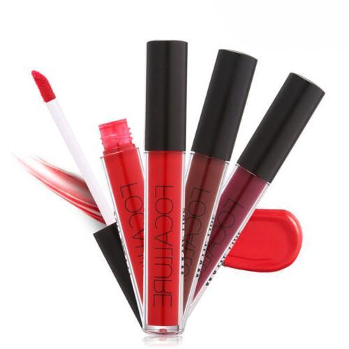 FOCALLURE 34 Liquid Matte Lipstick Pencil Lip Waterproof Lip