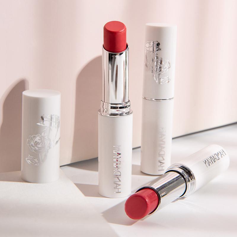 <font><b>Lips</b></font> Makeup Moisturizer <font><b>Balm</b></font> Lipstick Natural Beeswax Long Lasting 8 Colors