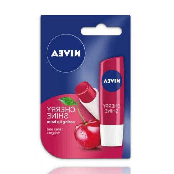 fruity shine cherry intensive moisturizing tinted lip