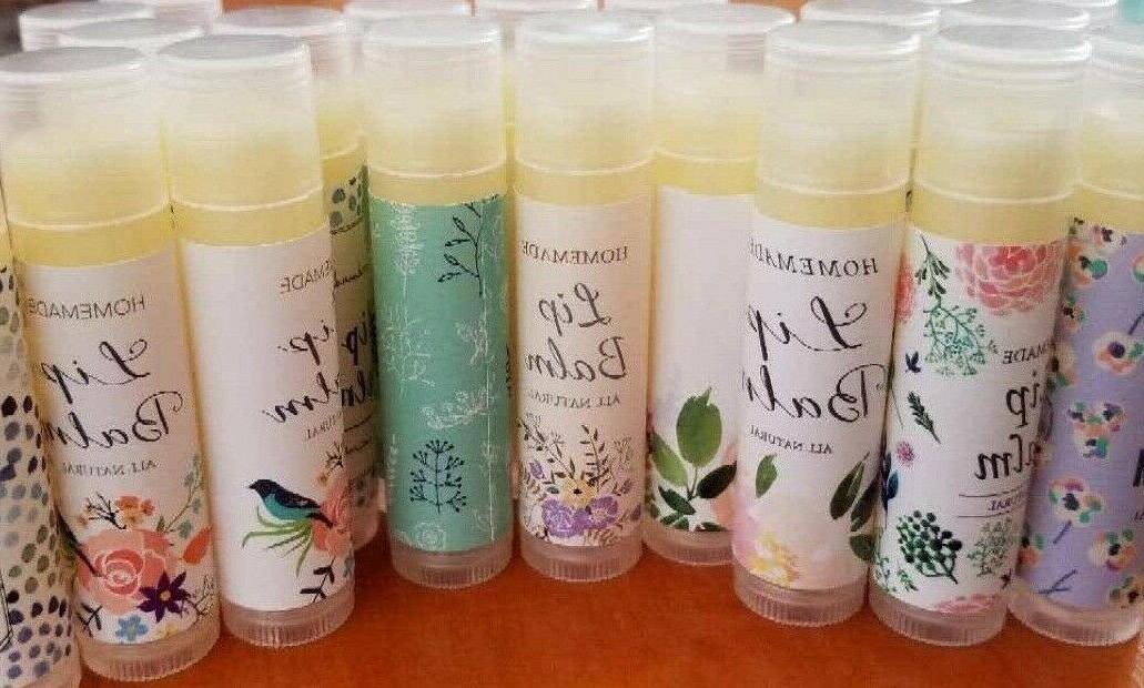 Handmade Organic Natural Jojoba Oil LIP BALM