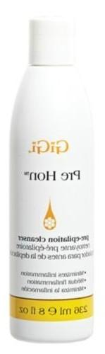 GiGi Pre Hon – Pre-Epilation Cleanser, 8 oz