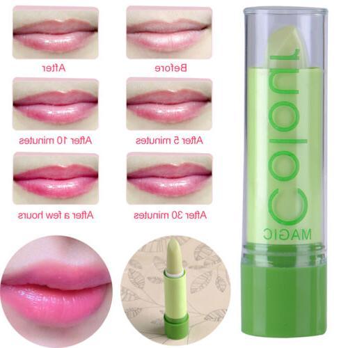 hot waterproof color changing lipstick moisturizing fruit