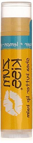 Indigo Wild - Zum Kiss Shea Butter Lip Balm Lemon-Ginger - 0