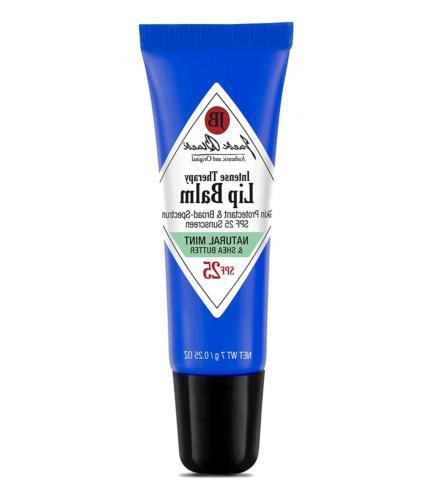 JACK BLACK - Intense Therapy Lip Balm SPF 25 - Green Tea Ant