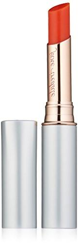 jane iredale Just Kissed Lip and Cheek Stain, Forever Red, 0