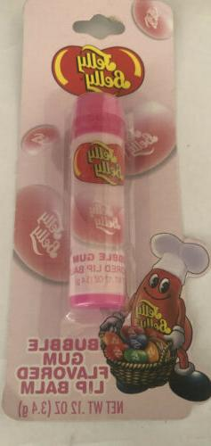 Jelly Belly - BUBBLE GUM - Flavored Lip Balm ~ Sealed