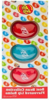 jelly belly lip balm best bean collection