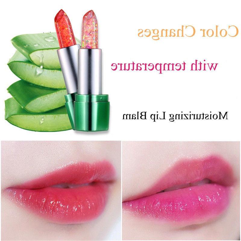 Jelly Lipstick Change Moisturizer Waterproof Balm