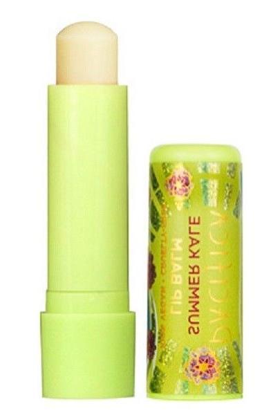 Pacifica Lip Balm, 0.15-oz. SUMMER KALE - Sealed - 100% Vega