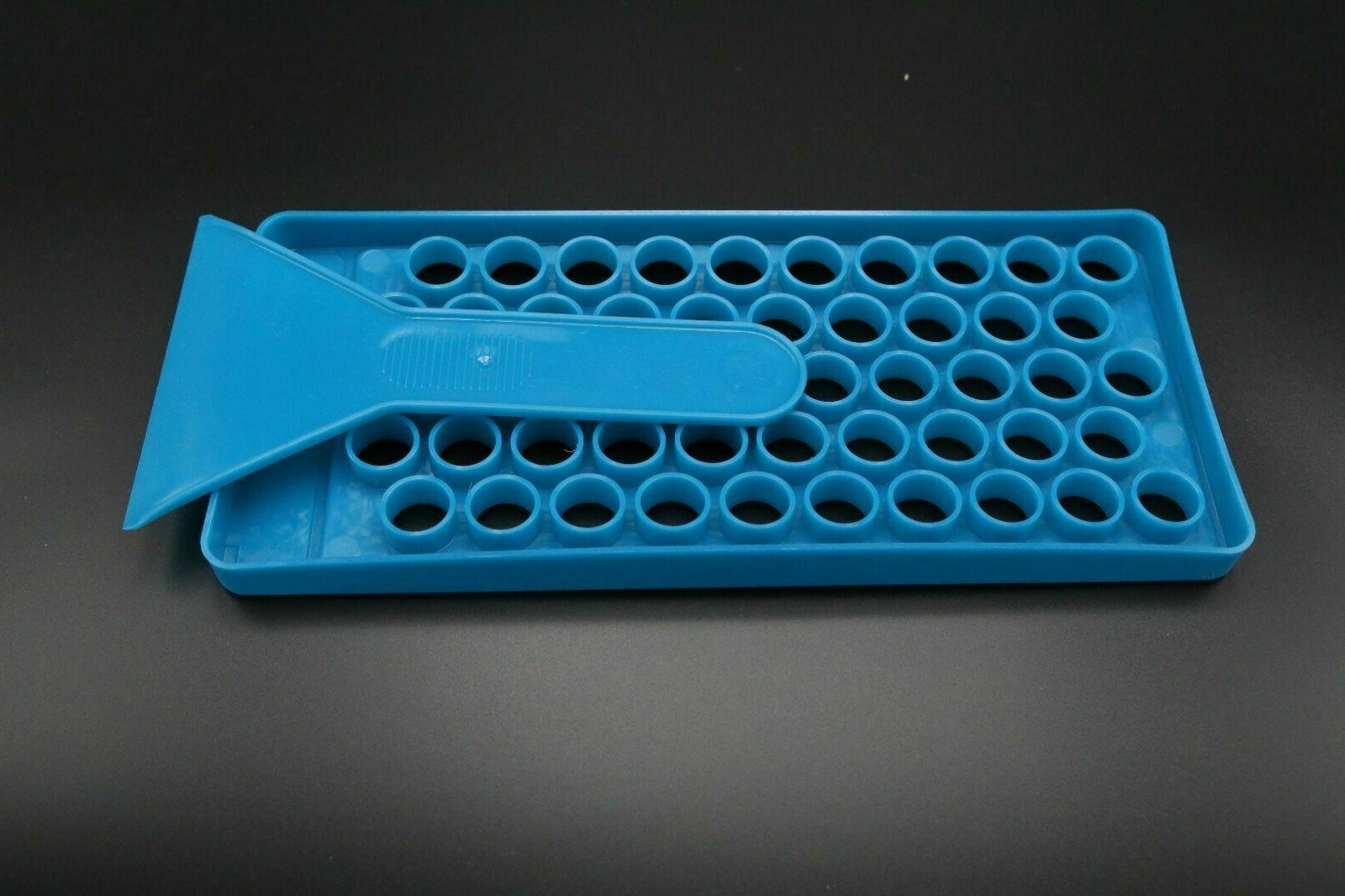 Lip Balm Blue Filling Tray .15 oz  Do It Yourself Chapstick