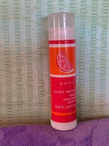 Avon Lip Balm-CHOOSE Gum-Tangerine-OR-Summer Citrus