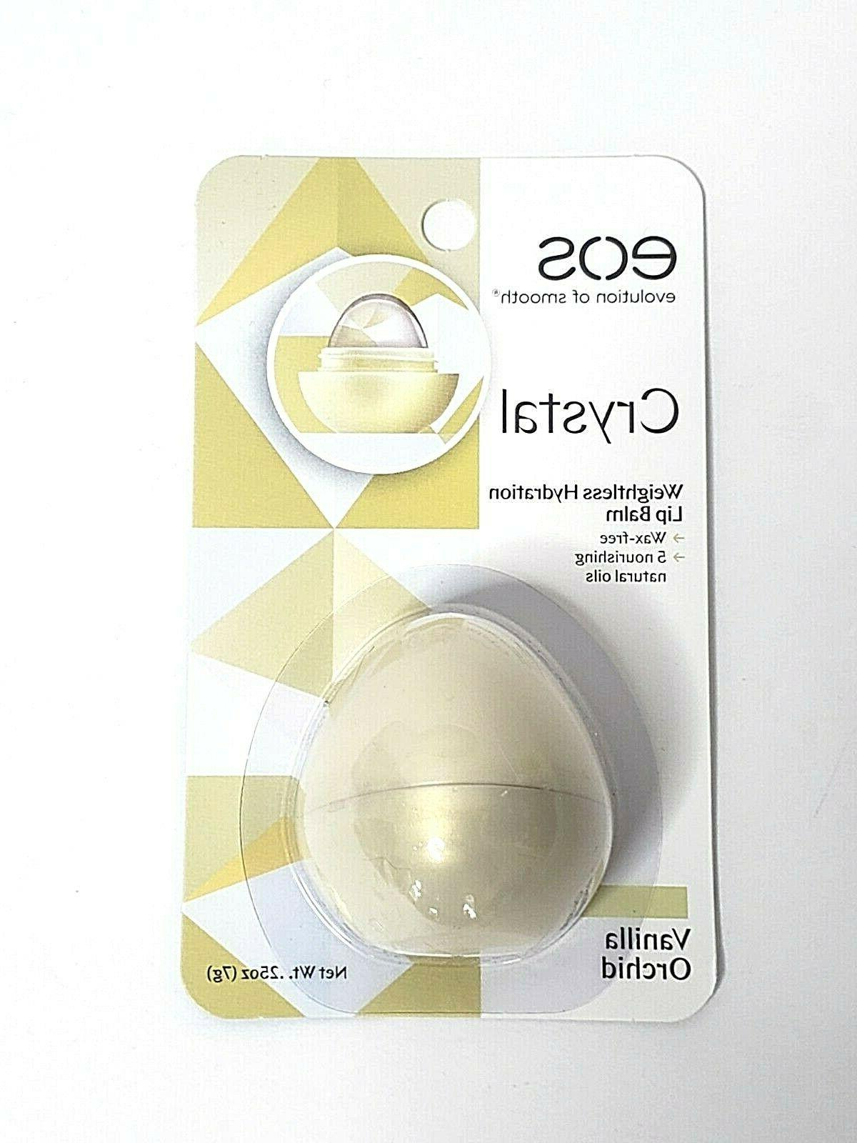 EOS Lip VISIBLY CRYSTAL LIP CARE