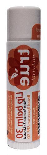 True Natural Lip Balm SPF 30, 80 Min Water Resistant
