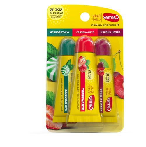 lip balm variety daily care spf 15