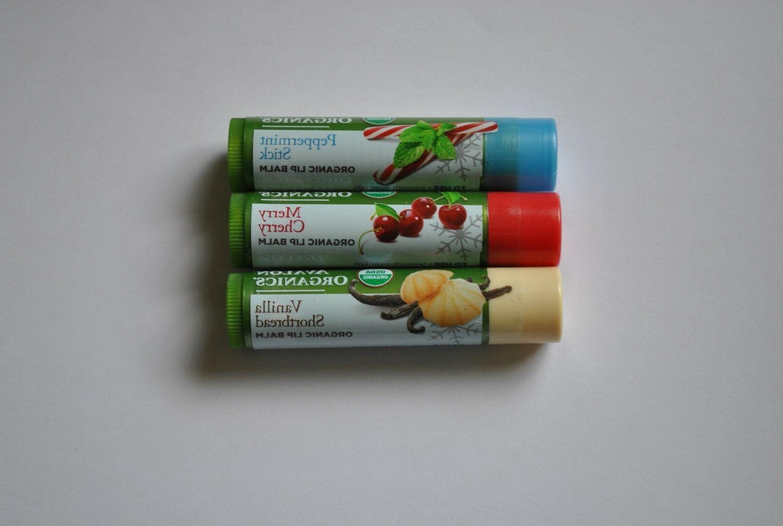 lip balm you choose peppermint cherry vanilla