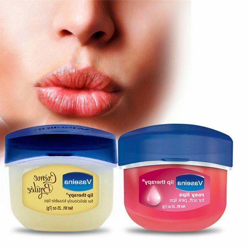 Lip Makeup Care Vaseline Lip Therapy Petroleum Jelly Lip Bal