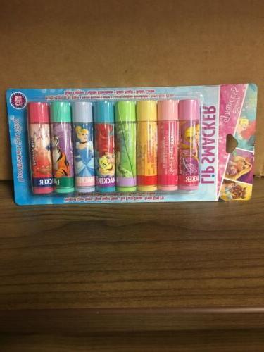 lip gloss party pack disney princess 8