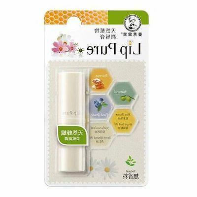 lip pure fragrance free natural moisturizing lip