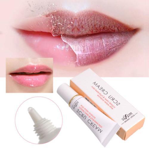 Lip Scrub Gentle Exfoliating Lipstick Peeling Balm Lips Nour