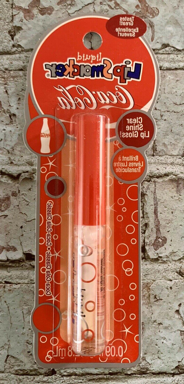 lip smacker coca cola liquid lip gloss