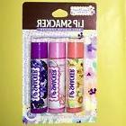 New Lip Smacker Floral Lip Balm Trio - The Garden Boutique C