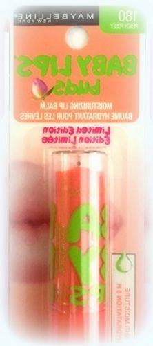 Maybelline Limited Edition Baby Lips Buds - 180 Peach Posey