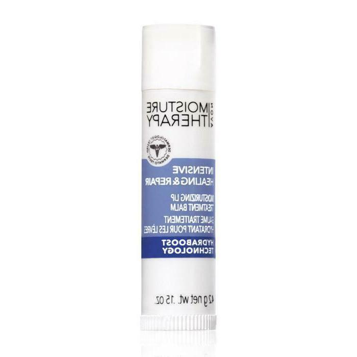 Lot 20 Moisture Therapy Intensive Repair Moisturizing Lip