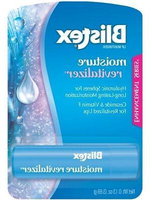 lot of 6 moisture revitalizer lip balm