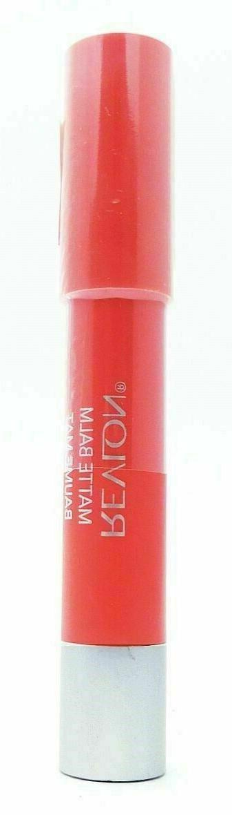 matte lip balm crayon 210 unapologetic 0