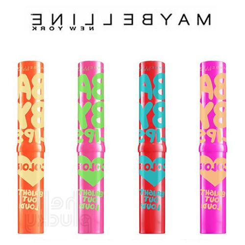 Baby Lips Color Bright Out Loud Tinted Lip Balm Stick SPF13