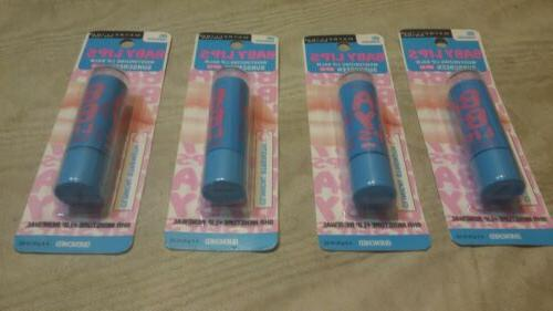 Maybelline baby Lips moisturizing lip Balm 05 Quenched lot o