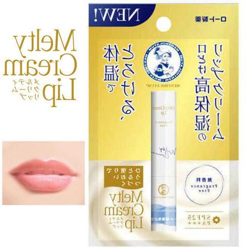 melty cream lip fragrance free moisturizing lip