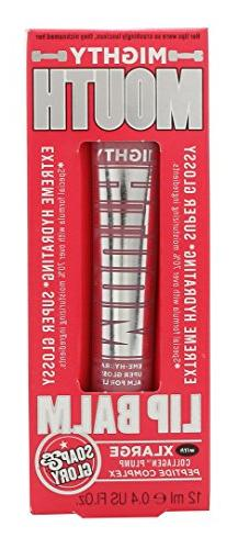 Soap & Glory Mighty Mouth Extreme Hydrating Super Glossy Lip