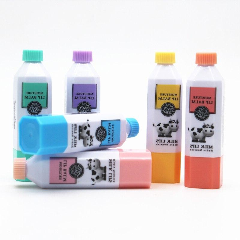 Milk Moisturizing <font><b>Lip</b></font> Lipstick Taste Beauty